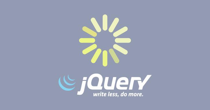 jQueryでNow Loading